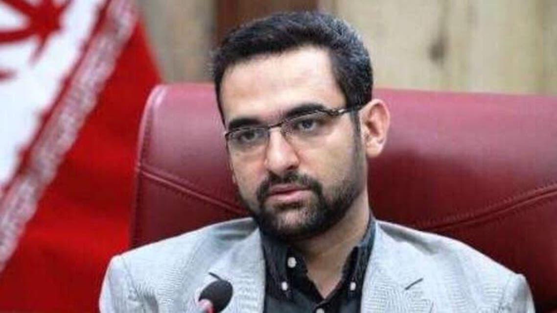 وزير الاتصالات الإيراني