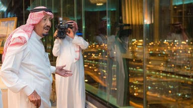 الملك سلمان: نحمد الله أن مكّن لهذه البلاد خدمة الحجاج