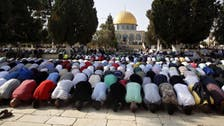 Prayers at Jerusalem's al-Aqsa suspended for Ramadan