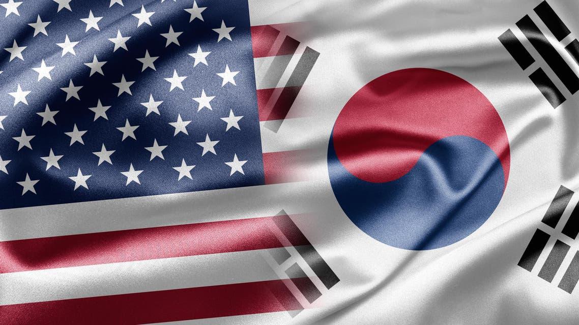 اميركا كوريا الجنوبية