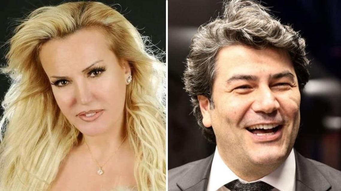Şaşmaz and Aker had a relationship in 2009 but then broke up, according to a police report. (Supplied)