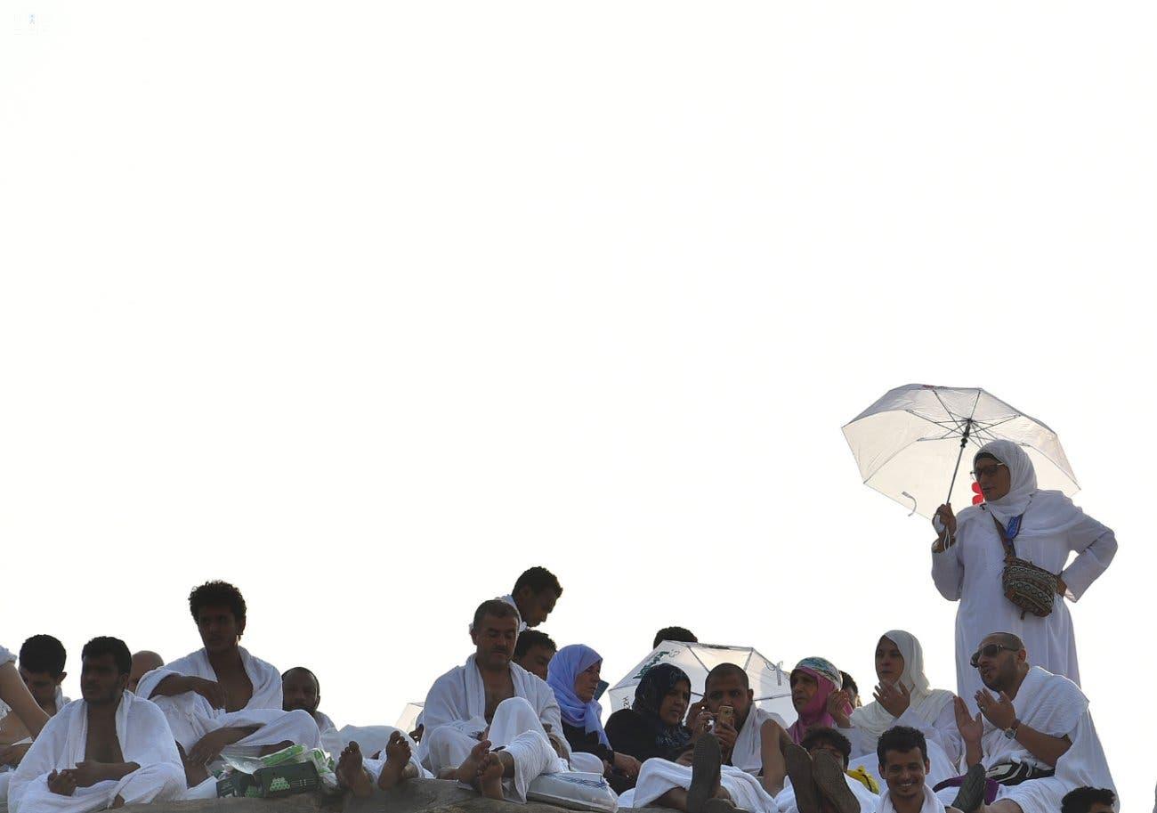 mont Arafat 31.08.2017