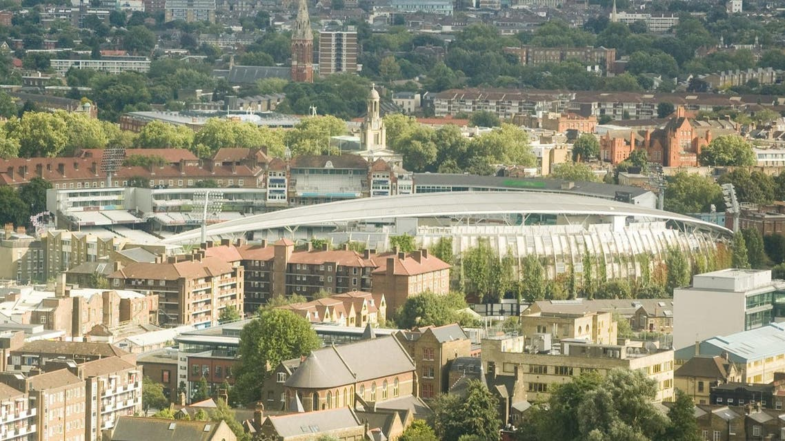 London Oval Shutterstock