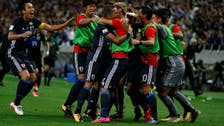Japan beat Australia 2-0 to qualify for World Cup