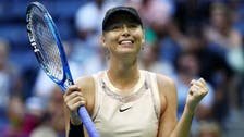 Sharapova wins another 3-setter to reach US Open's 3rd round