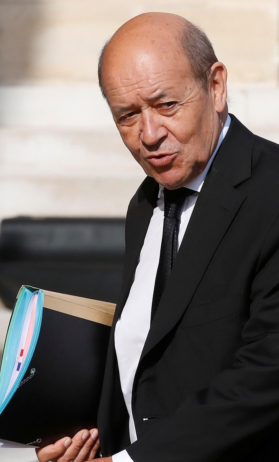 فرنسا: تركيا طلبت التحرك إدلب