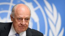 UN sees ISIS defeats in Syria by October, elections possible in a year