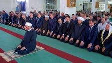 Syria's Assad performs Eid prayers near seized ISIS pocket