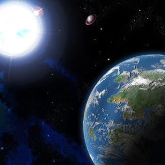 بحجم ملاعب كرة القدم.. كويكبان ضخمان يقتربان من الأرض