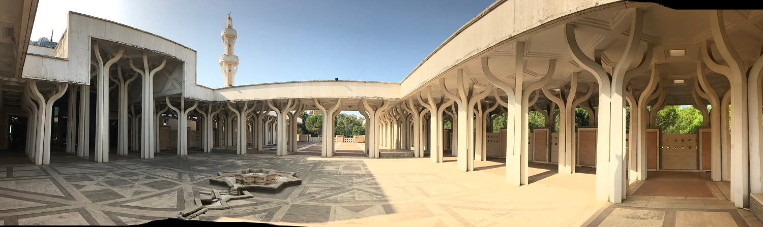 Mosque of Rome in Italy  2 (Supplied)