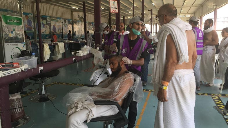 Barbers of Mecca and why pilgrims shave their head as Hajj