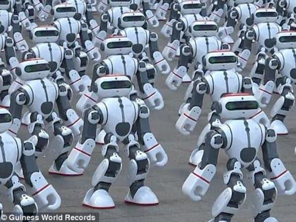 فيديو مذهل.. عرض راقص لأكثر من 1000 روبوت