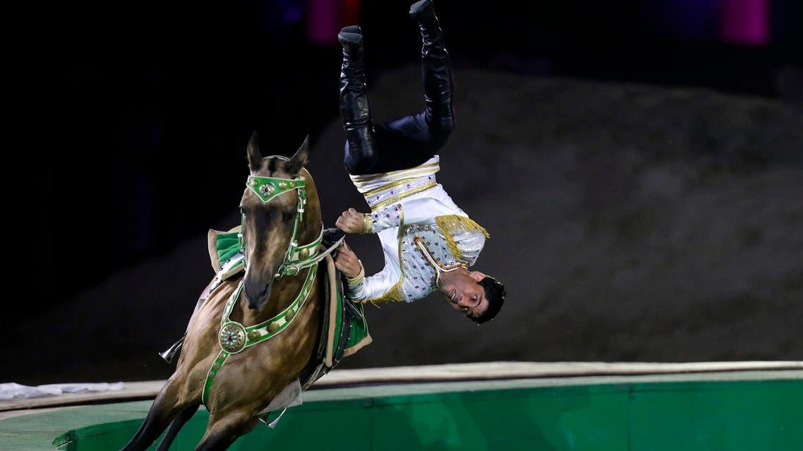 akhal horse