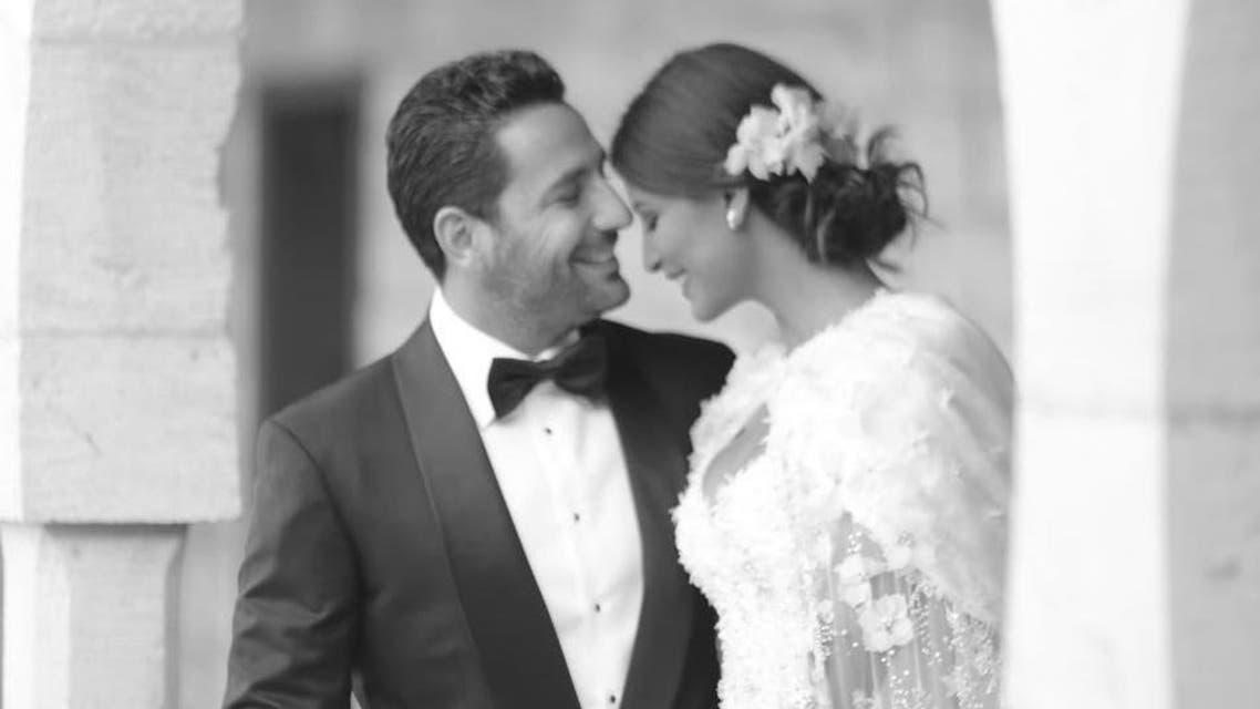 هذه قصة ثوب زفاف العروس ريم السعيدي