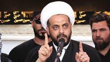 عراق میں مظاہروں کو کچلنے کے الزام میں چار عراقی عسکریت پسند بلیک لسٹ