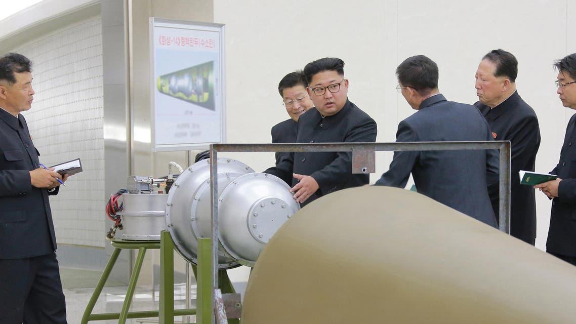 كوريا الشمالية قنبلة هيدروجينية
