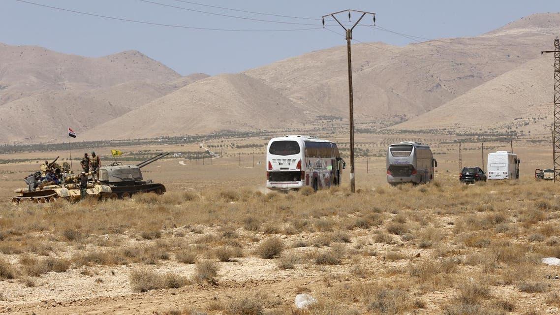 قافلة داعش