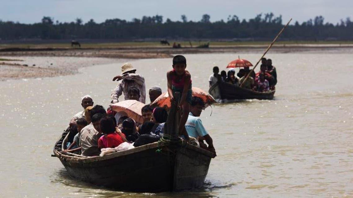 Myanmar Rohingia