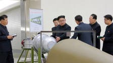 North Korea says conducts 'perfect' hydrogen bomb test
