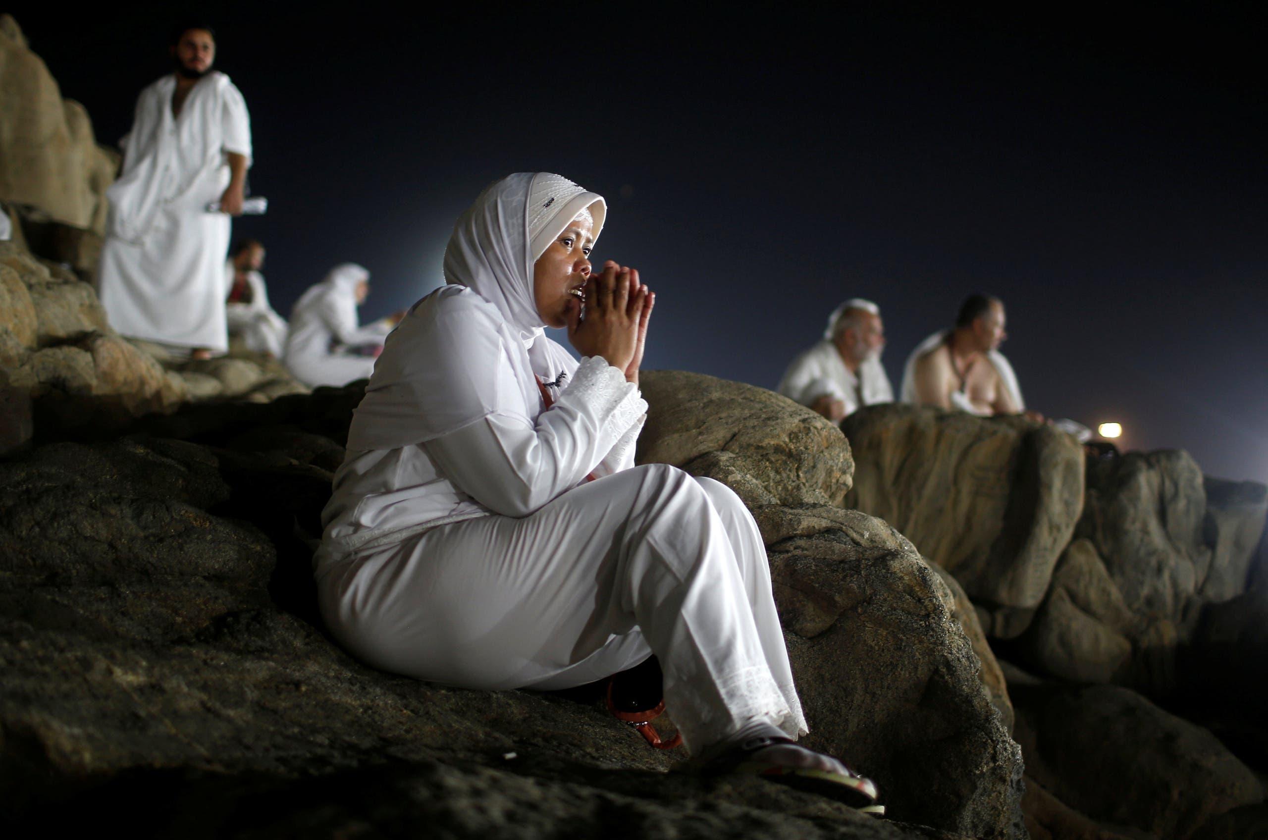 Best pictures of Hajj 2017