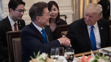 ترمب يستقبل نظيره الكوري الجنوبي في 22 مايو