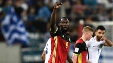 Lukaku sends Belgium to World Cup with 2-1 win in Greece