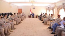 یمن میں ایرانی قدم نہیں جمنے دیں گے: بن دغر