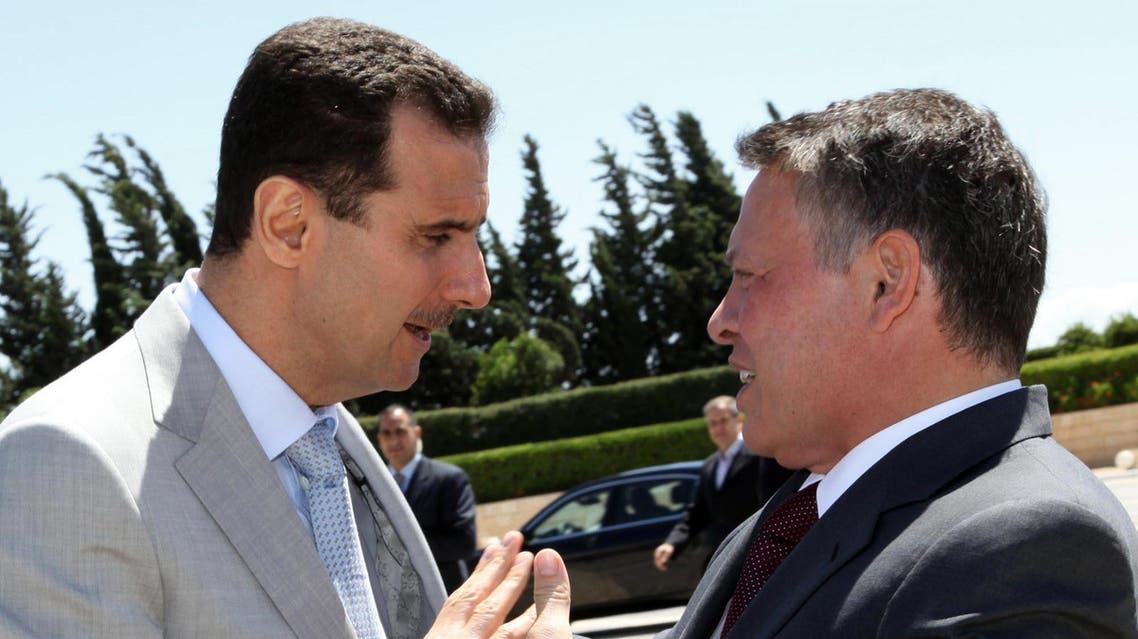 AFP Jordan Syria