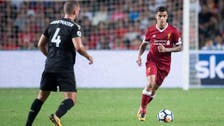 Klopp welcomes Coutinho back into Liverpool squad after failed transfer