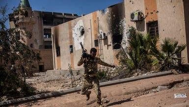 ليبيا.. تفاصيل جديدة عن تفجير بوابة الرواغة جنوب وادن