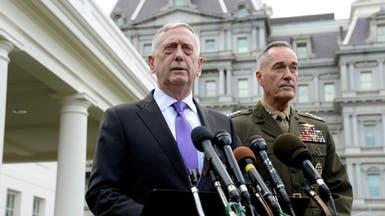 """ترمب يلوح """"بالنووي"""" ضد كوريا الشمالية.. وماتيس برد هائل"""