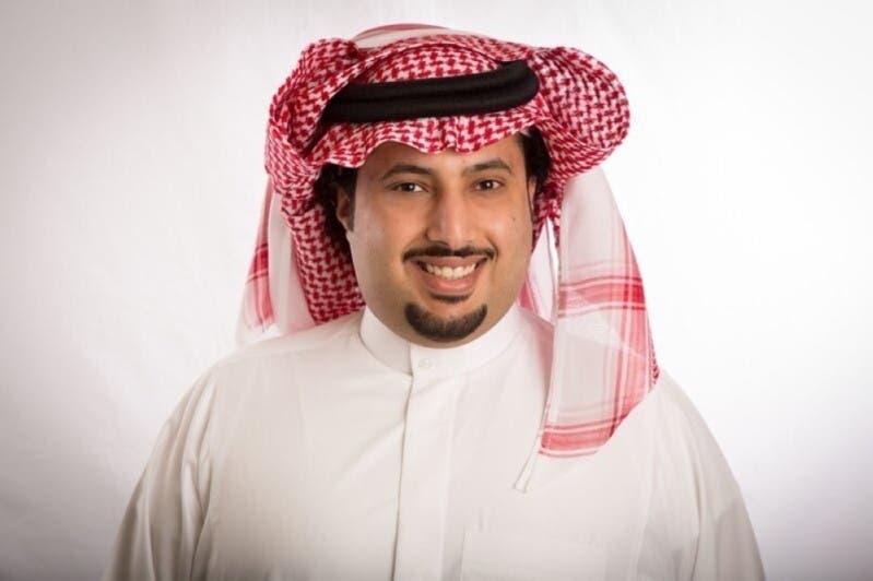 الشاعر تركي آل الشيخ