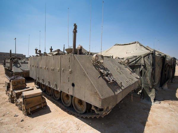 مناورة إسرائيلية ضخمة تحاكي حربا مع حزب الله