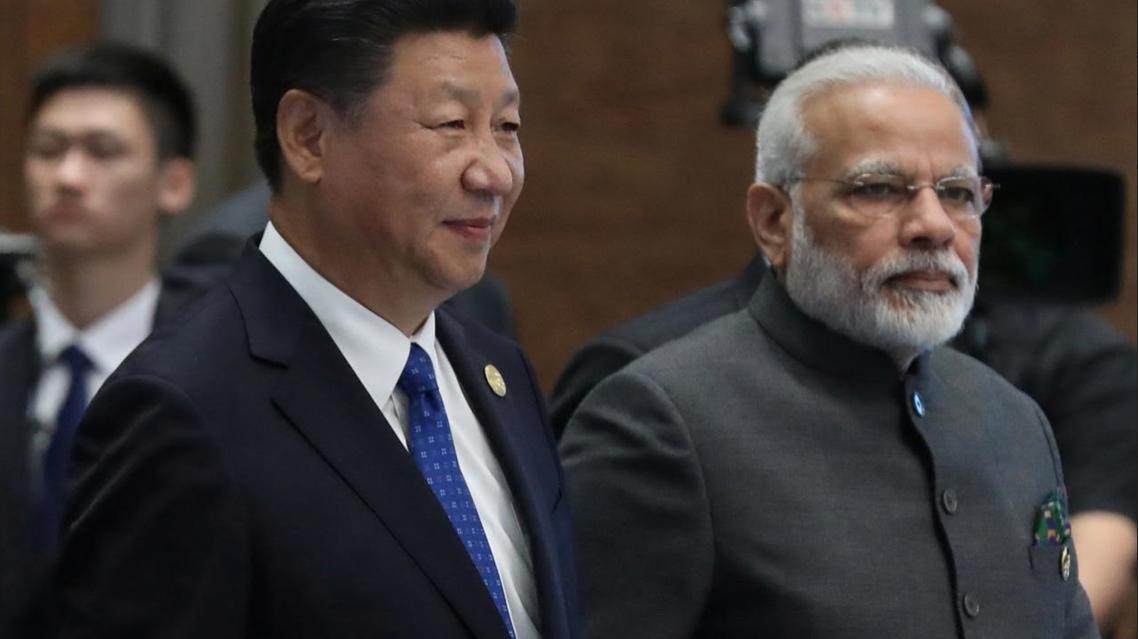 چین خواستار تحکیم روابط با هند شد