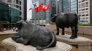 بورصات هونغ كونغ تغلق على خسائر