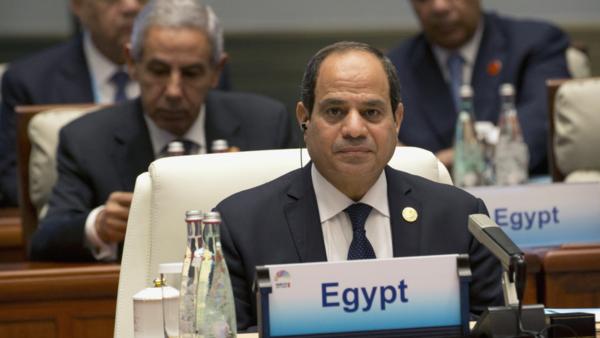اتفاق مصري صيني على تعاون اقتصادي ومكافحة الإرهاب