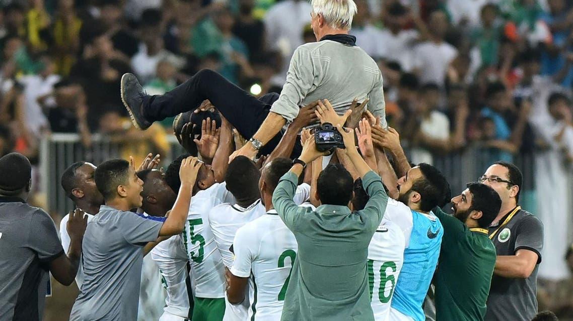 How Saudi Arabia defeated Japan to head to WC2018