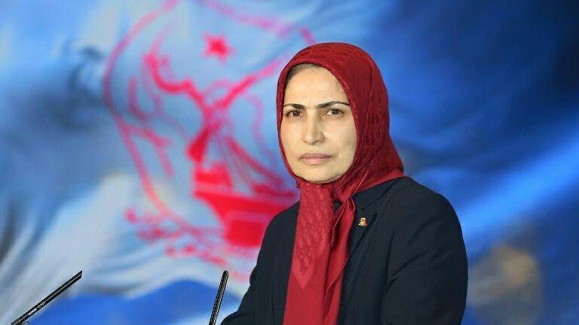 زهراء مريخي، أمين عام منظمة مجاهدي خلق الإيرانية الجديدة