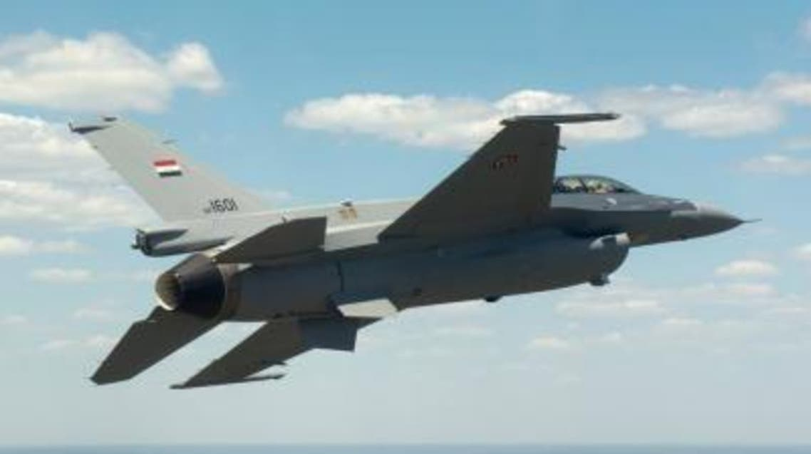 طتئرة اف 16 عراقية F16 3