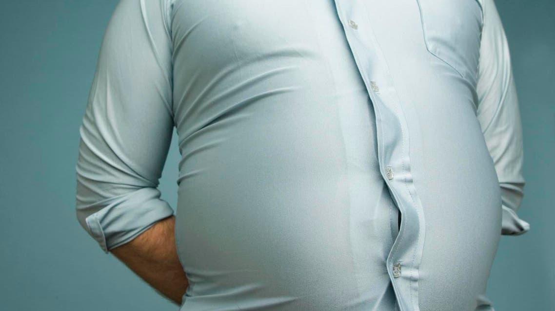 الكرش - الدهون في البطن