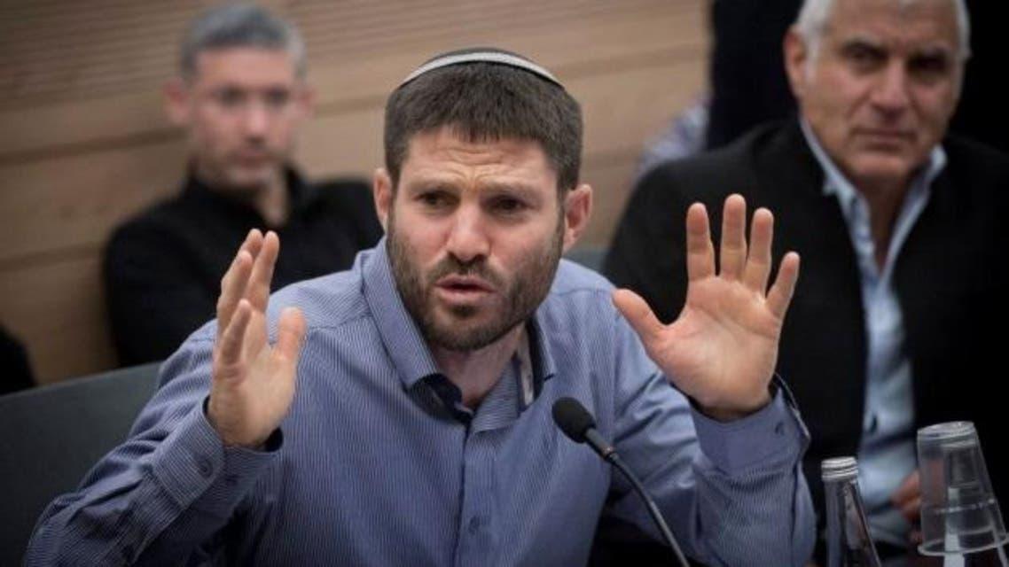 عضو الكنيست الإسرائيلي بتسلئيل سموطريتش