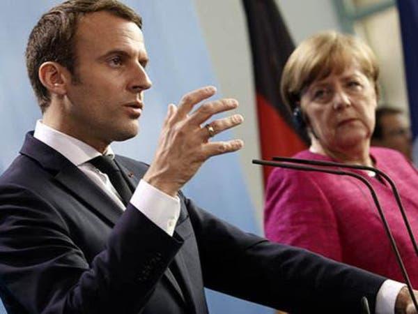 ماكرون وميركل يناقشان خطة إنعاش الاتحاد الأوروبي بعد أزمة كورونا