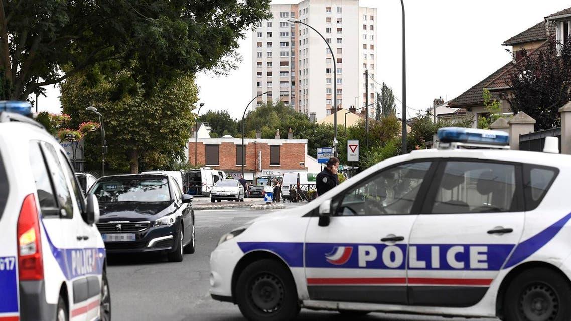 AFP Paris Suburb explosives
