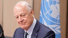 De Mistura: Syrian opposition must accept it has not won the war
