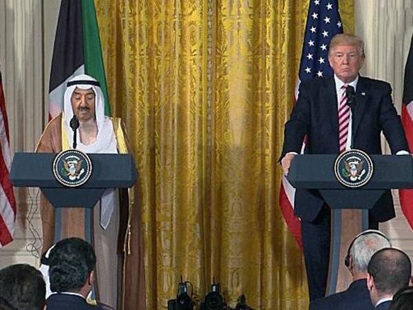 أمير الكويت: قطر مستعدة لتلبية مطالب دول الخليج الـ 13