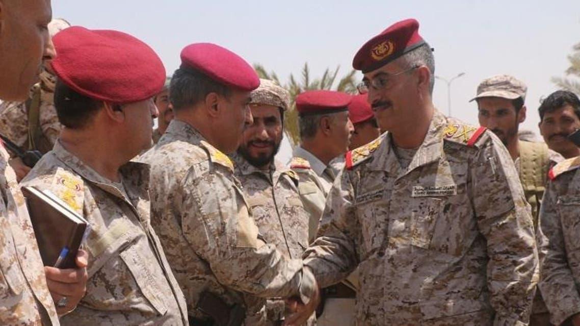 رئيس أركان الجيش اليمني، اللواء الركن طاهر العقيلي