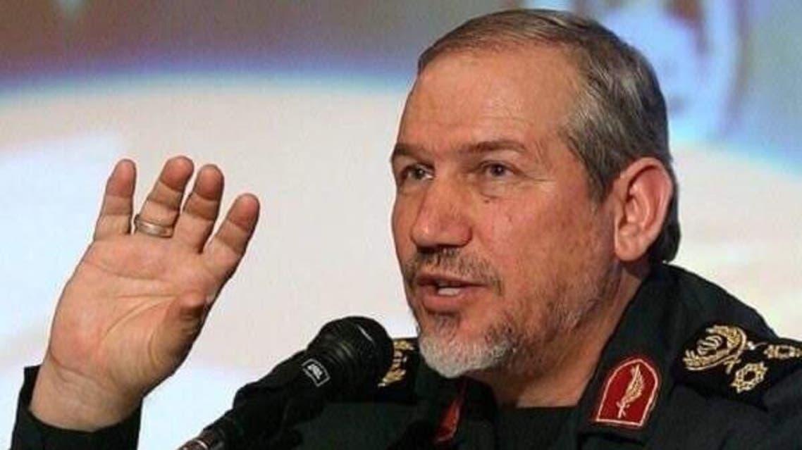 يحيى رحيم صفوي المستشار العسكري للمرشد الأعلى الإيراني علي خامنئي