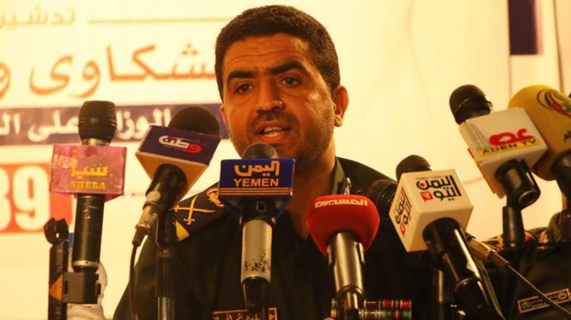 Abdul Hakim al-Khaiwani is the deputy interior minister of the unrecognized coup government led by the Houthis. (File photo)