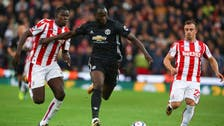 Battling Stoke force draw to end United's perfect start