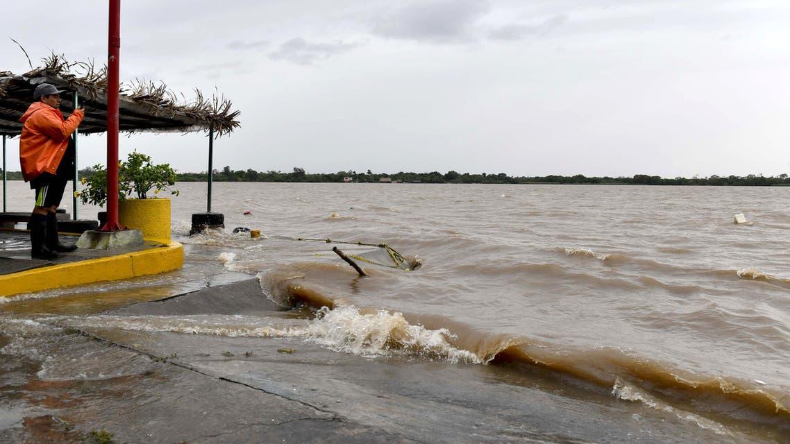 Hurricane Katia AFP
